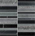 Marble Medley Nero Marquina