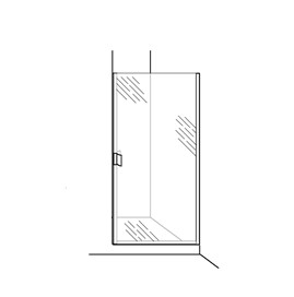 Swing Door (no header)