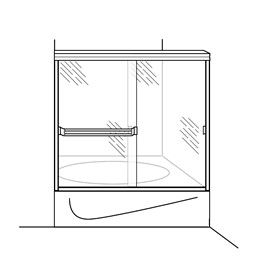 Tub Enclosure